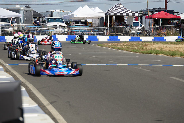 Blue Max Kart Club - Home